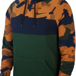 Nike Dri-FIT Fleece Camo Training BV2724-790 Green