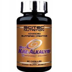 Scitec Nutrition Mega Kre-Alkalyn 80 κάψουλες