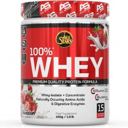 All Stars 100% Whey Protein Strawberry