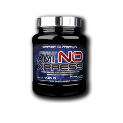 Scitec Nutrition Ami-NO Xpress 440gr Peach Iced Tea