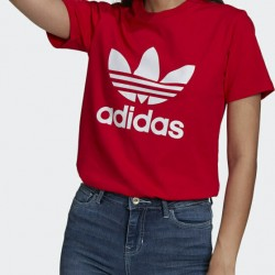 Adidas Adicolor Classics Trefoil Red - GN2902