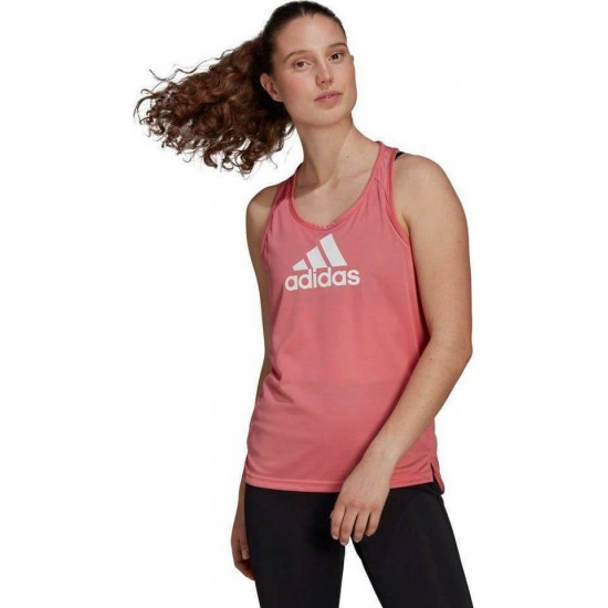 Adidas Aeroready Designed 2 Move Pink-GL3842