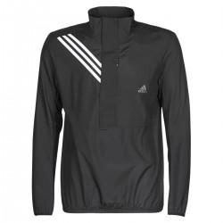 Adidas Run It 3-Stripes Anorak Black FL6971