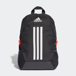 Adidas Power 5 Small Ανδρικό Υφασμάτινο Σακίδιο Πλάτης Μαύρο