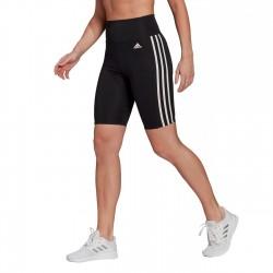 Adidas Αθλητικό Γυναικείο Ποδηλατικό Κολάν Μαύρο