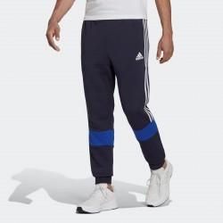 Adidas Essentials Fleece Παντελόνι Φόρμας Fleece Legend Ink