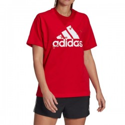 Adidas Valentine Graphic Scarlet