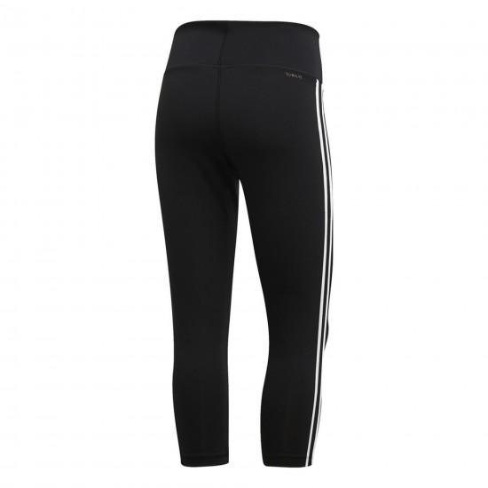 Adidas Design 2 Move 3-Stripes 3/4 Tights