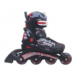 Amila In-Line Skate Πλαστικά 38-41 48928