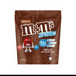 m&m's HI Protein Whey Powder 875gr Σοκολάτα