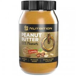 Go On Nutrition Φυστικοβούτυρο Creamy 100% Peanuts Χωρίς Προσθήκη Ζάχαρης 900gr