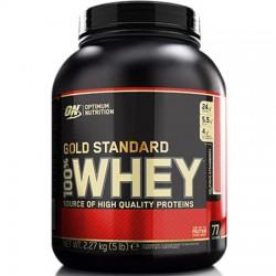 Optimum Nutrition Gold Standard 100% Whey 2273gr Cookies & Cream