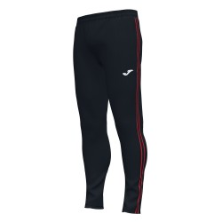 JOMA CLASSIC LONG PANTS BLACK-RED