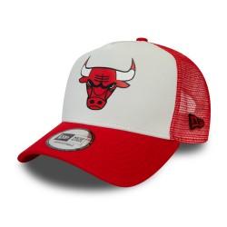 New Era Colour Block Chicago Bulls 12380800 Red