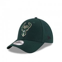 New Era League Milwaukee Bucks 11405602 Green
