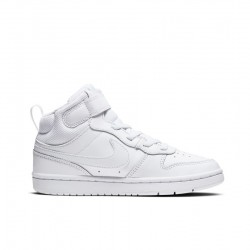 Nike Court Borough Mid 2 PSV CD7783-100