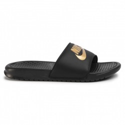 Nike Benassi Just Do It 343880-016 Black