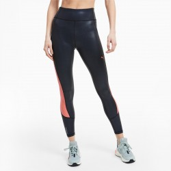 Pearl Print High Waist 7/8 Women's Training Leggings