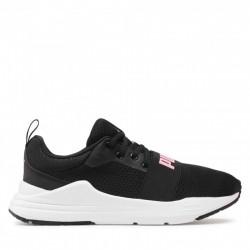 Puma Wired Run Jr 374214 11 Black/Peony