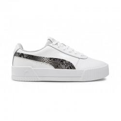 Puma Carina Γυναικείο Sneaker Λευκό