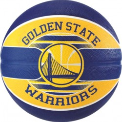 Spalding Nba Golden State Warriors Rubber 83-515Z1