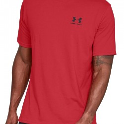 Under Armour Sportstyle Left Chest Tee 1326799-600