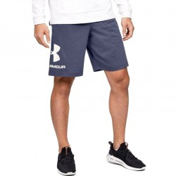 Under Armour Sportstyle Cotton Graphic 1329300-497 Navy