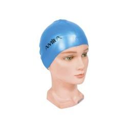 Σκουφάκια πισίνας απλά μονόχρωμα, Μπλε ανοιχτό