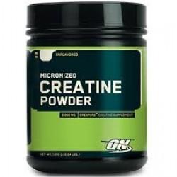 Optimum Nutrition Micronised Creatine Powder 317gr Unflavored