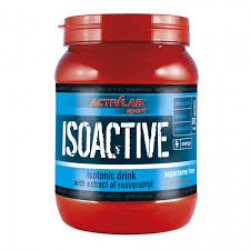 ActivLab IsoActive + Resveratrol 630gr Orange
