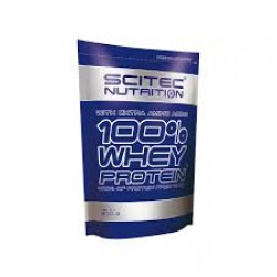 Scitec Nutrition 100% Whey Protein 1850gr strawberry