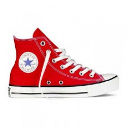 Converse All Star Chuck Taylor Hi Red M9621