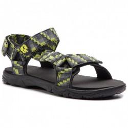 JACK WOLFSKIN - Seven Seas 2 Sandal B 4029951 D Green Lime