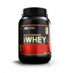 Optimum Nutrition 100% Whey Gold Standard 908gr French Vanilla Cream