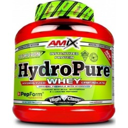 Amix HydroPure Whey Protein 1600gr Double Chocolate