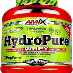 Amix HydroPure Whey Protein 1600gr Chocolate