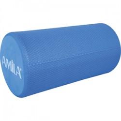 AMILA Κυλινδρος Ισορροπιας Foam Roller Φ14,5x30,5cm 48088