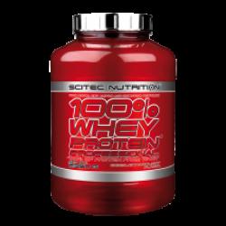 Scitec Nutrition 100% Whey Protein Professional 2350gr Vanilla