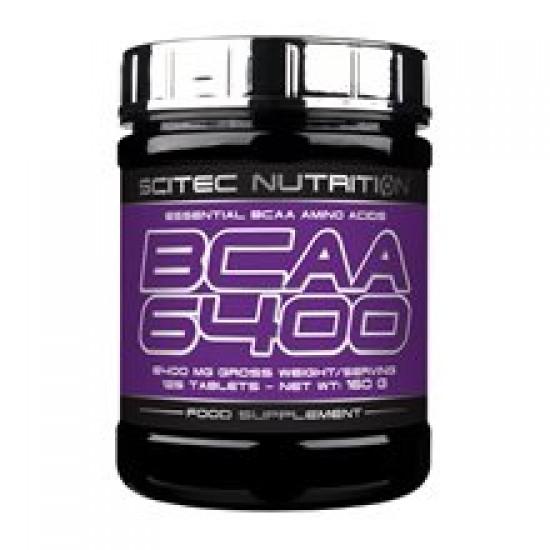 Scitec Nutrition BCAA 6400 125 Tabs
