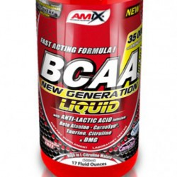 Amix BCAA New Generation (500ml) Fruit Punch