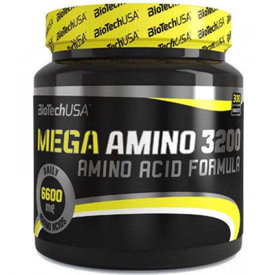 Biotech USA Mega Amino 3200 300tab