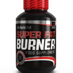 Biotech USA Super Fat Burner 120Tabs