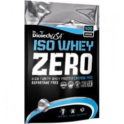 Biotech USA ISO Whey Zero 500gr Chocolate