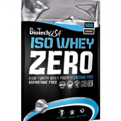 Biotech USA ISO Whey Zero 500gr Chocolate