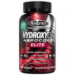Muscletech hydroxycut hardcore elite110caps