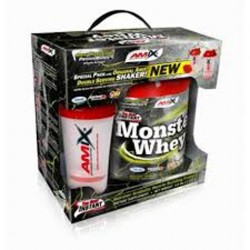 Amix Monster Whey 2.2kg Chocolate