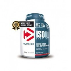 Dymatize ISO 100 Hydrolyzed 2200gr Gourmet Chocolate