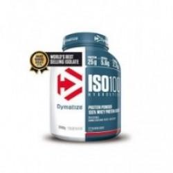 Dymatize ISO 100 Hydrolyzed 2200gr Gourmet Vanilla
