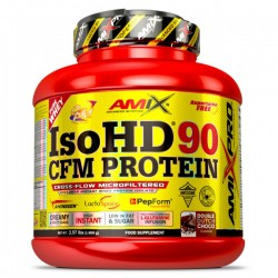 Amix Pro Iso HD CFM 90 1800gr Double Dutch Chocolate