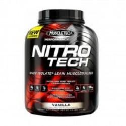 Muscletech Nitrotech 1800gr Vanilla